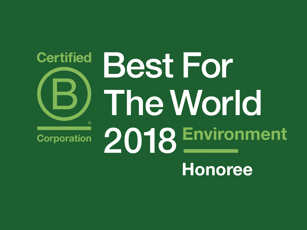 Best for the world environment