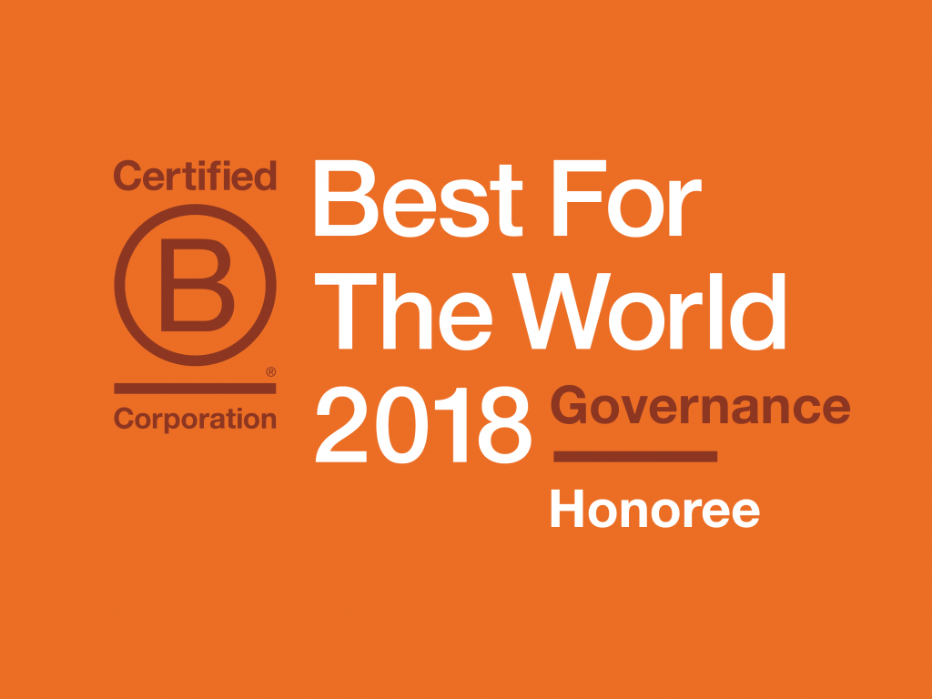 Best for the world governance