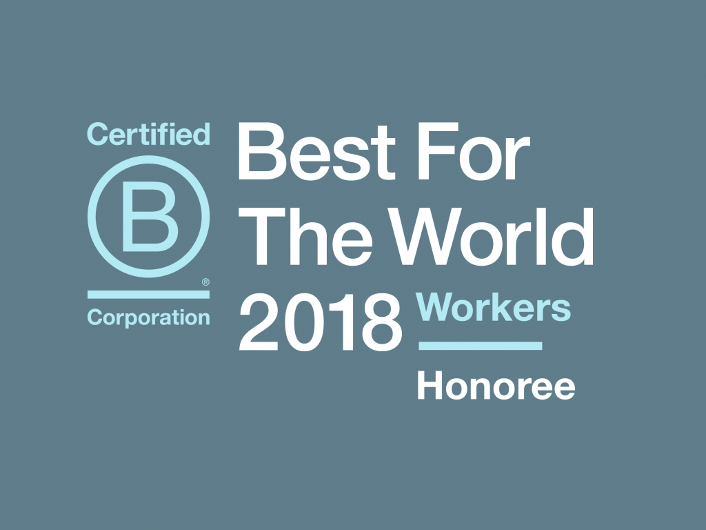 Best for the world workers