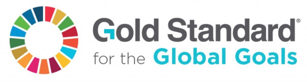 Gold Standard for the Global Goals logo